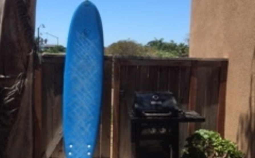 8'0 Surftech Foam Board