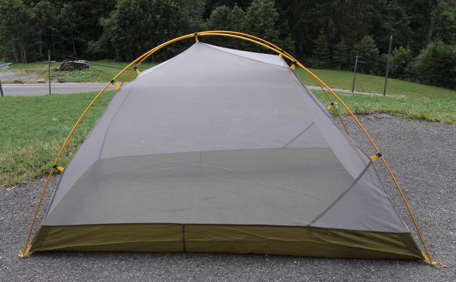 Tente bivouac 2 personnes ultra-légère