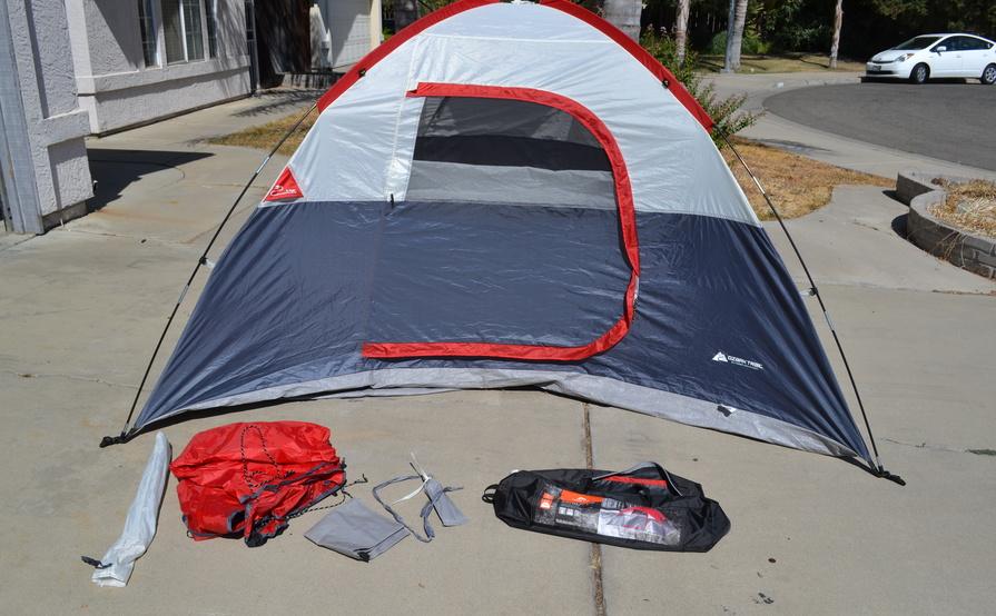6x6 Tent