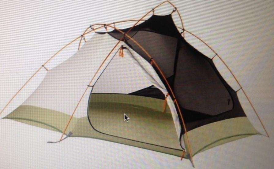 Mountain Hardwear Tent - Hammerhead 3