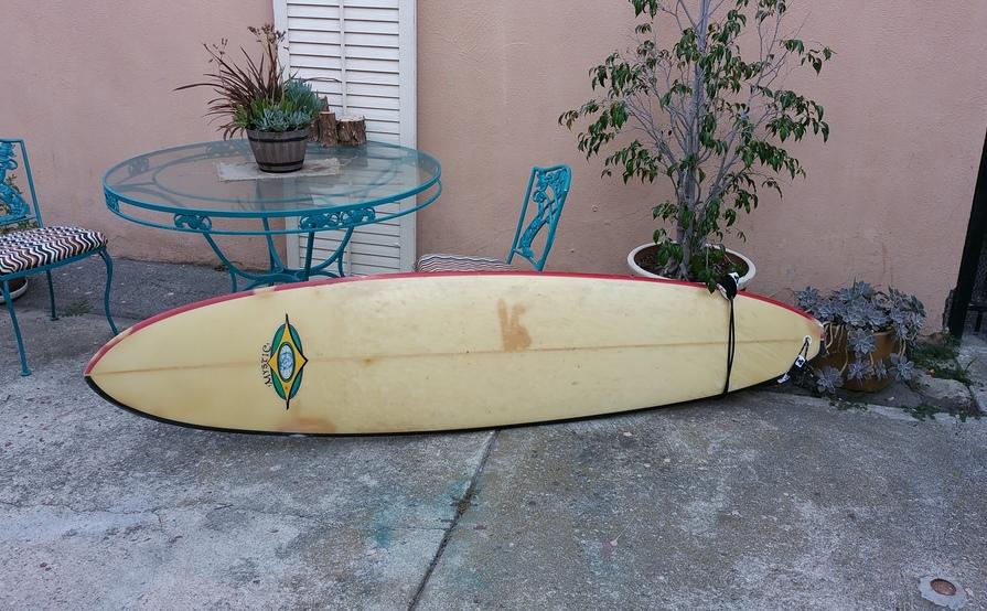 Mystic SurfBoard