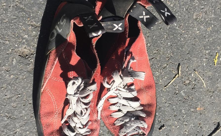 5.10 Climbing Shoes