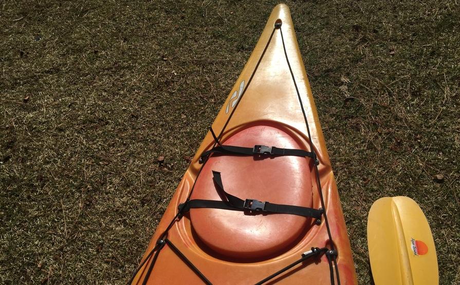 Necky White Water Kayak