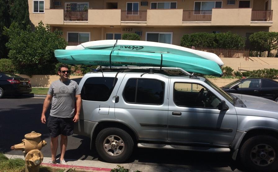 Sit On Top Ocean Kayaks