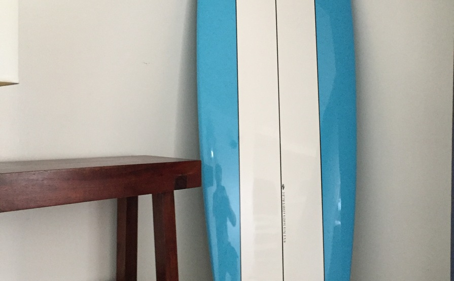 Charter Five Surfboards -