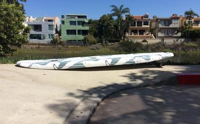 Jimmy Styks ORCA Standup Paddleboard