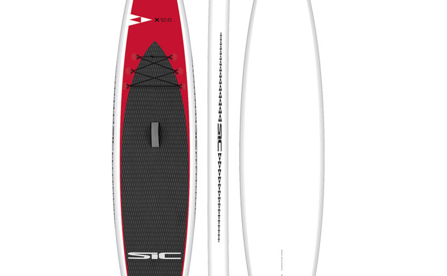 """12'6"""" Inflatable Stand UP Paddleboard (SUP)"""