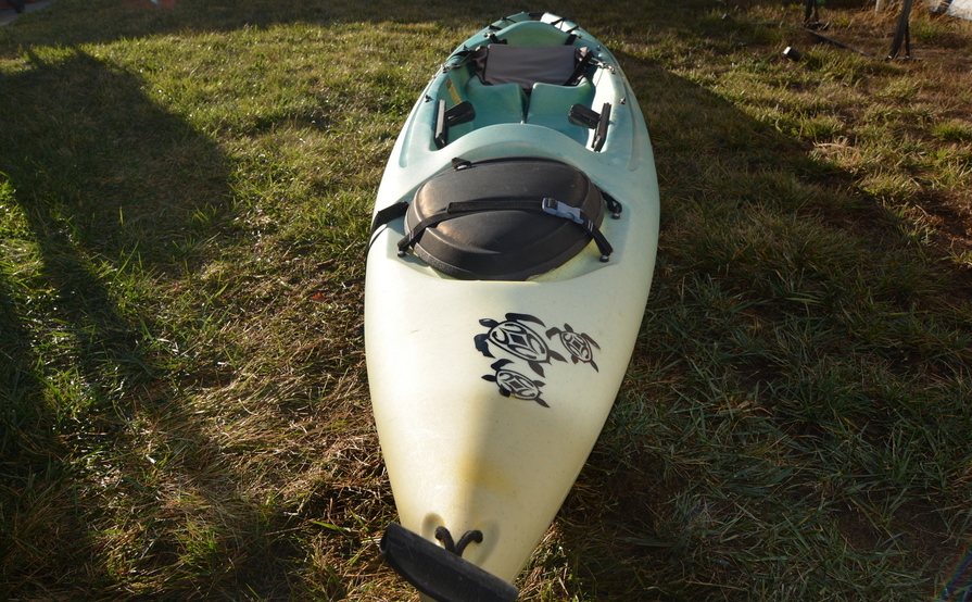 Kayak Wilderness Systems The Ride 135