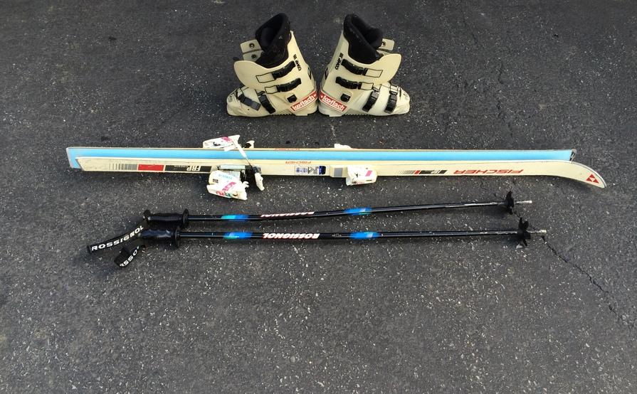 Rossignol Performance Skis