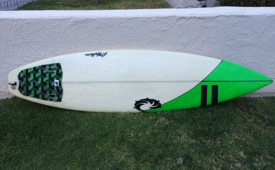WRV Surfboard