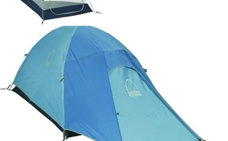 Sierra Designs Anu 3 person / 3 season tent