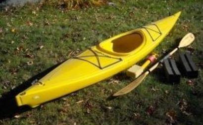 Kayak - Touring Style - Youth