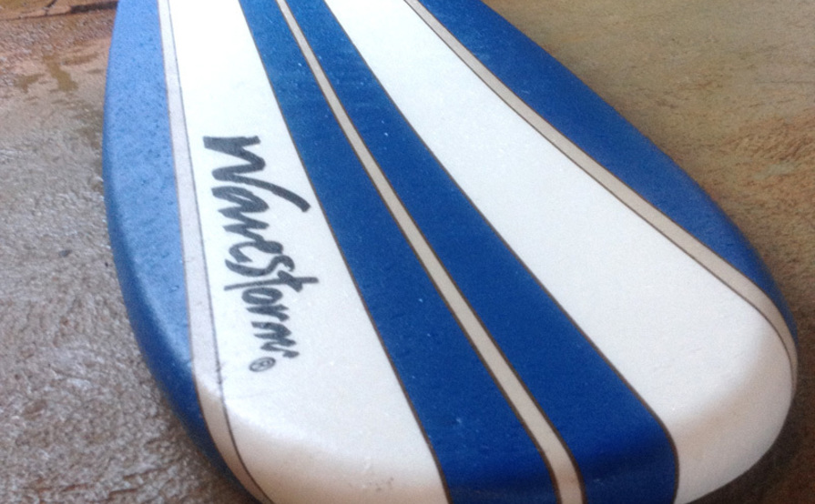 8 Foot Softtop Wavestorm Surfboard Longboard