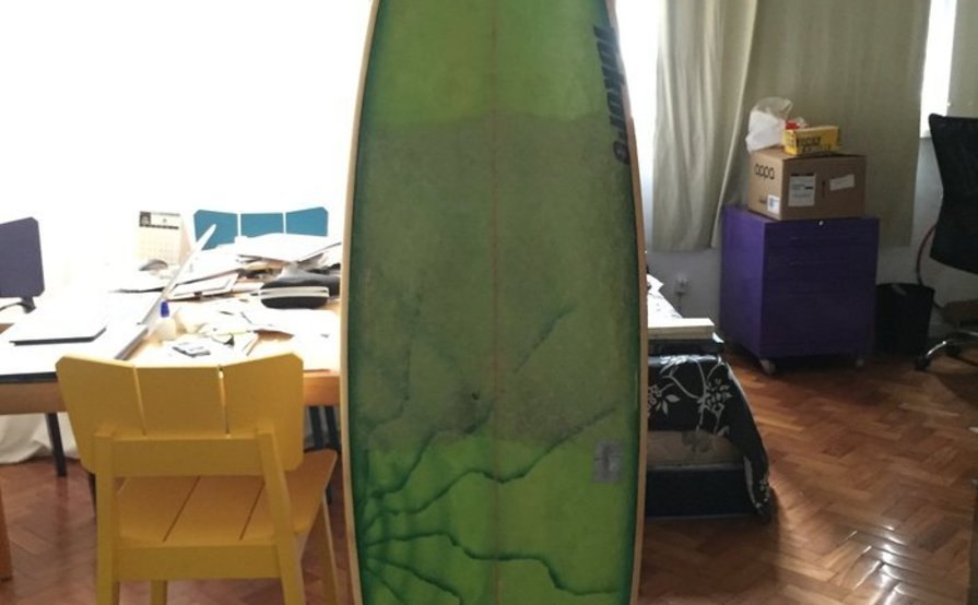Old Green Tokoro shape - 6.2
