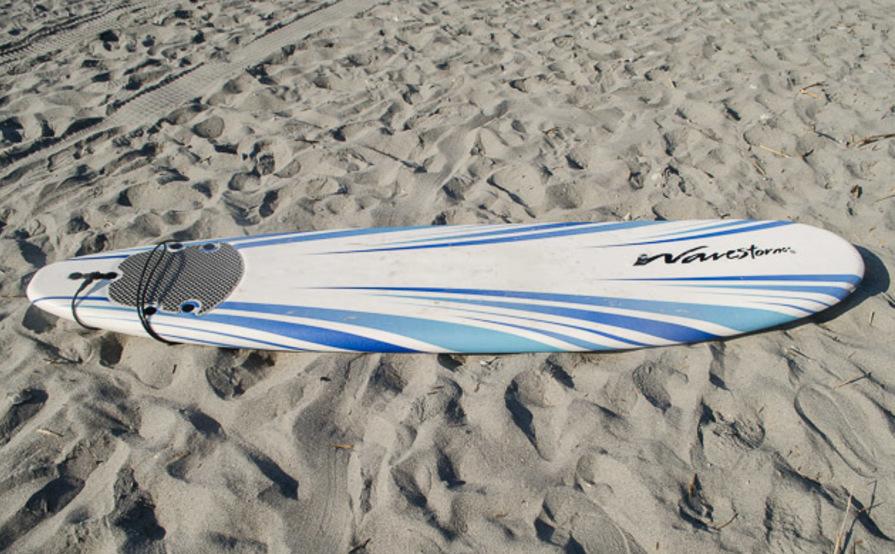 Wavestorm Foamboard (soft-top) Surfboard