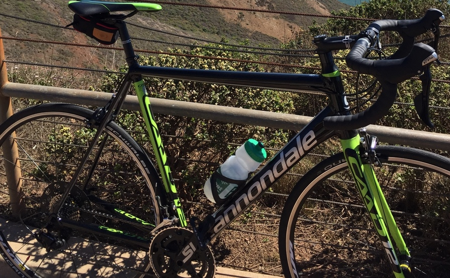 2016 Cannondale CAAD12 Road Bike