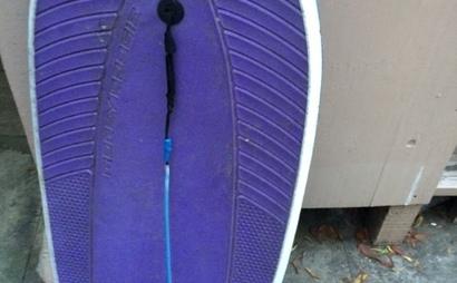 boogie board (bodyboard)