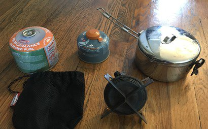 Lightweight Cook Kit