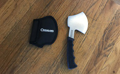 Lightweight Backpacking Hatchet