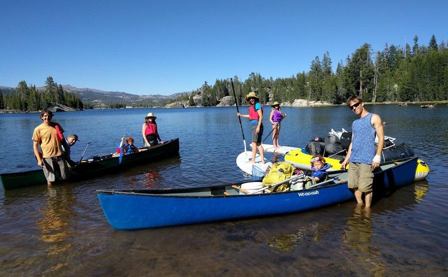 Canoe Trip!
