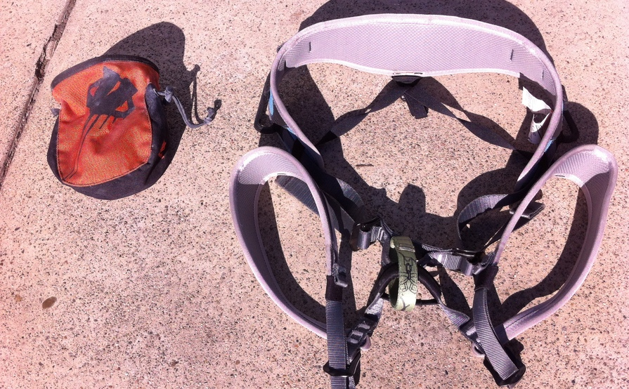 Petzl Climbing Harness (Corax 1)