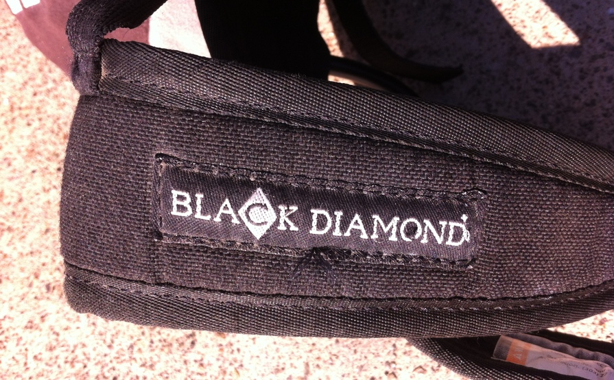 Black Diamond Climbing Harness