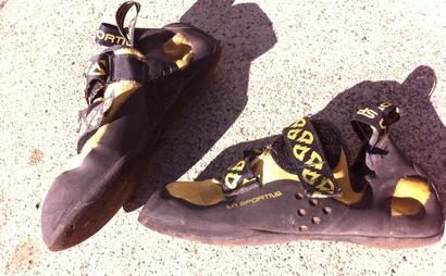 Women's La Sportiva Climbing Shoes