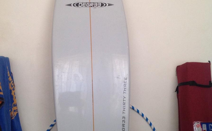 Degree Epoxy Fish Surfboard