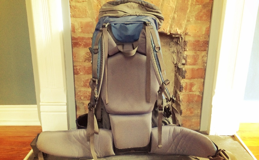 North Face Crestone 75 Backpack (2005 model)
