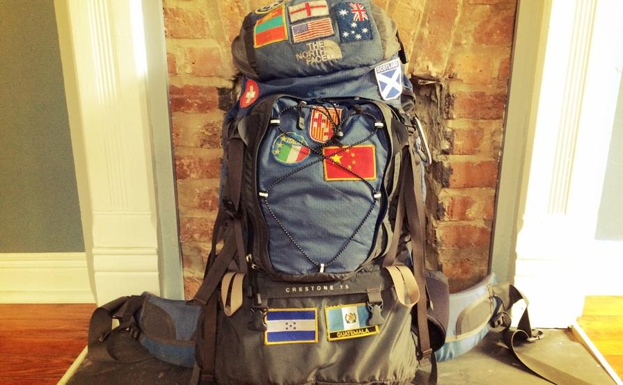 North Face Crestone 75 Backpack (2005 model)