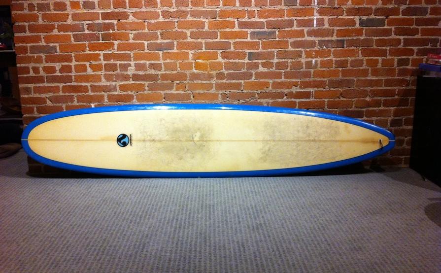 """9'-0"""" Spyder Longboard"""