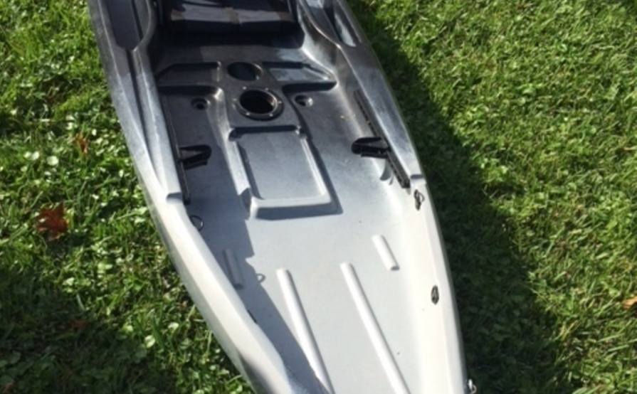 Ascend D10T Site on top Kayak