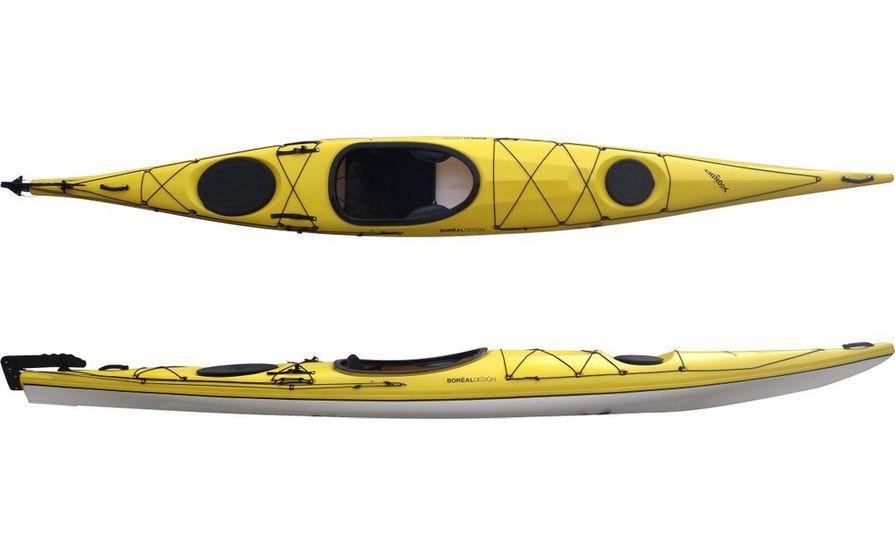 Fibreglass Sea Kayak