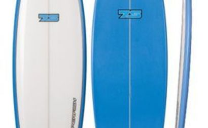 Global Industries 7S Superfish Surfboard