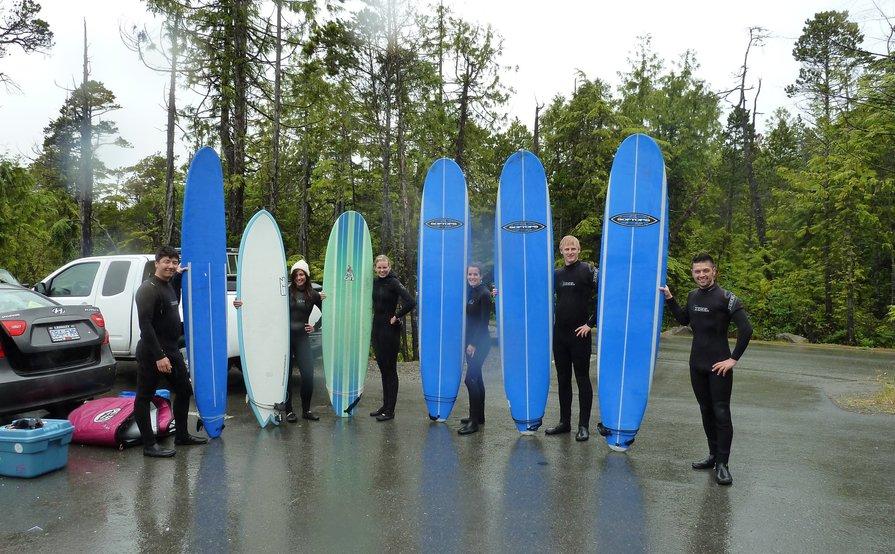 Global Industries 7S Superfish Surfboard