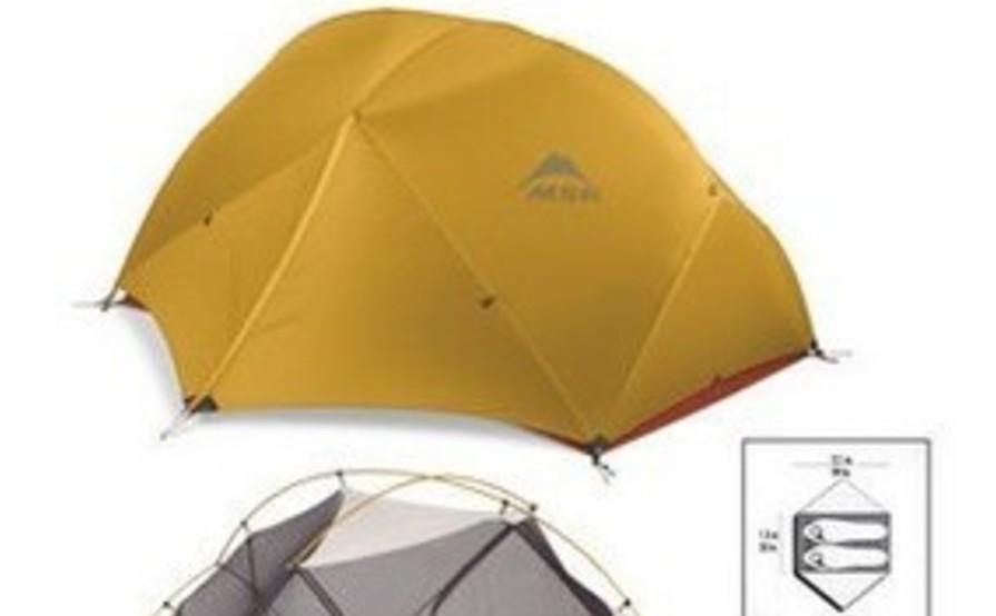 MSR HubbaHubba Tent