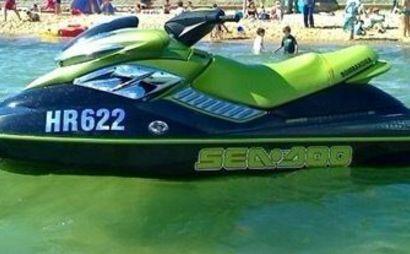 Seadoo rxp 215 Bhp supercharged jetski