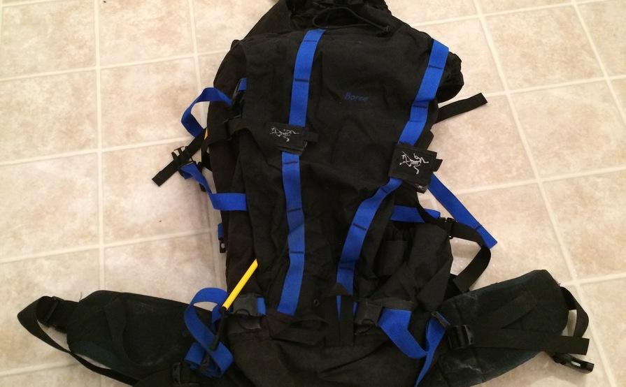Arc'teryx Borea Backpack - 50L