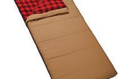 Woods Fall sleeping bag, 0 degree