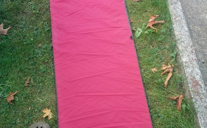 Thermarest (sleeping pad by mountain hardware)