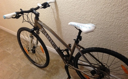 Ghost Panamao 6 hybrid bike