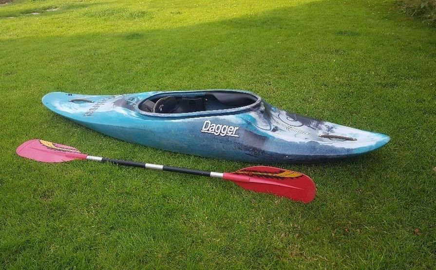 Dagger Whitewater Kayak